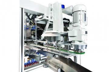 ระบบอัตโนมัติหลังผลิตชิ้นงาน และระบบตัดเศษชิ้นงานอัตโนมัติ